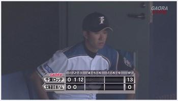 斎藤佑樹 2軍 KO.JPG